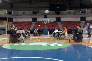 2ο Προπονητικό Camp Ράγκμπι με Αμαξίδιο, Αθήνα